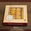 شیرینی زبان جعبه مربع