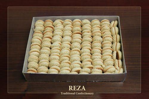 نان برنجی سفید جعبه ای