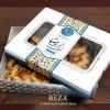 نان چای مخصوص نباتی جعبه ای